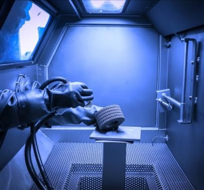 Additive Manufacturing - Special finishing